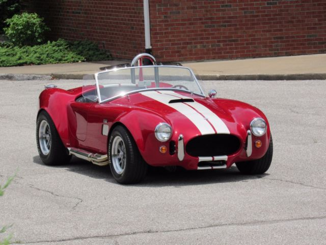 1965 Shelby Cobra Replica 5 0 Fuel Injected 5 Spd Rare