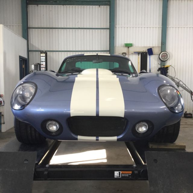 1965 Shelby Daytona Coupe By Superperformance For Sale