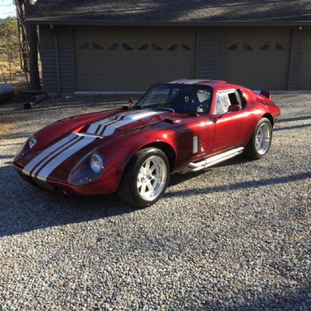 1965 Shelby Daytona Replica For Sale
