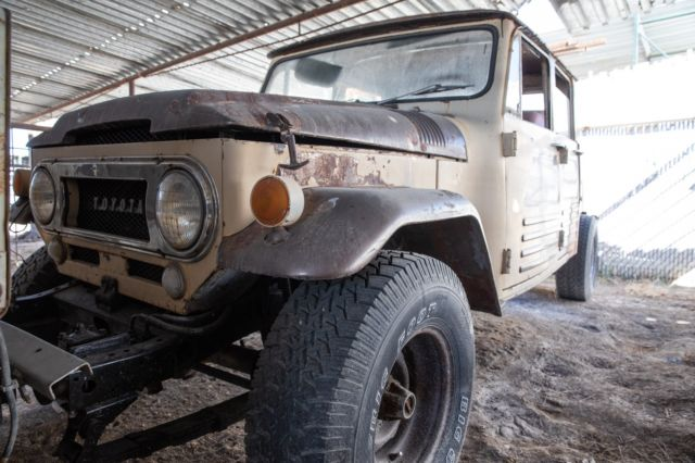 1965 Toyota Fj45 Crew Cab Pick Up for sale - Toyota Other 1965 for