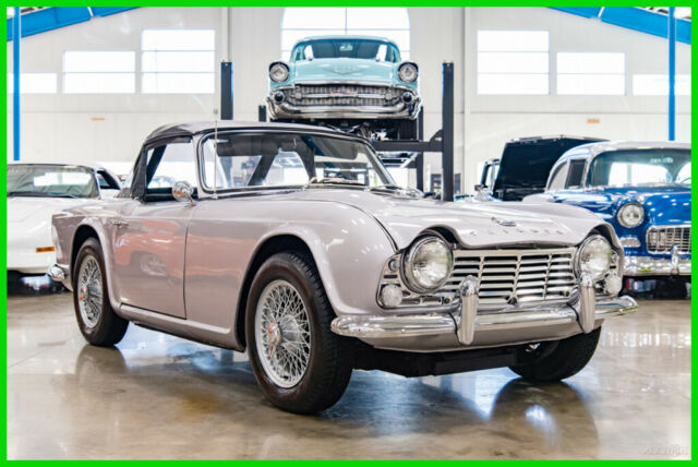 1965 Used Rwd Convertible For Sale Triumph Tr4 1965 For Sale In