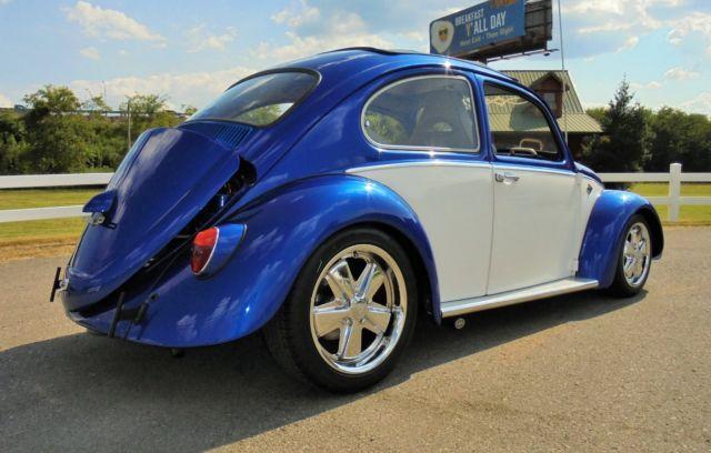 1965 volkswagen beetle 2332 engine turbo staggered wheels (super nice) for sale - Volkswagen ...