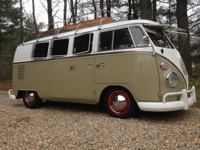 1965 volkswagen bus 11 window kombi for sale for 11 window vw bus