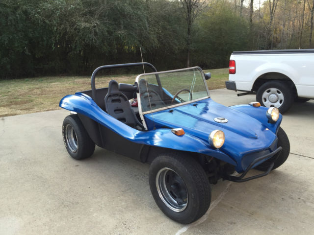 1965 Volkswagen Dune Buggy, Meyers Manx type. runs good. for sale - Volkswagen Beetle - Classic ...