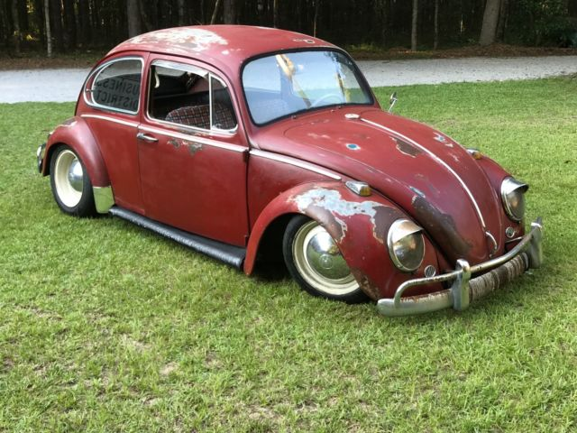 1965 volkswagen vw beetle great patina hot rat rod bug cheap must see for sale other makes g80. Black Bedroom Furniture Sets. Home Design Ideas