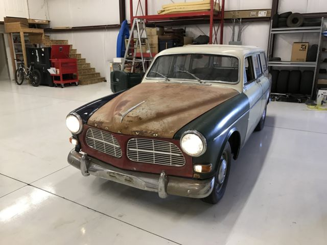 1965 volvo amazon wagon no reserve b18 m40 manual transmission for sale volvo 122 1965 for. Black Bedroom Furniture Sets. Home Design Ideas
