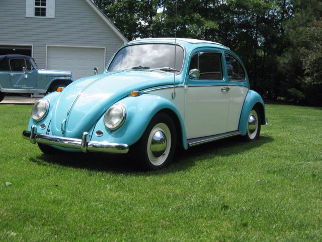 1965 vw beetle ragtop for sale volkswagen beetle classic 1965 for sale in chesapeake. Black Bedroom Furniture Sets. Home Design Ideas