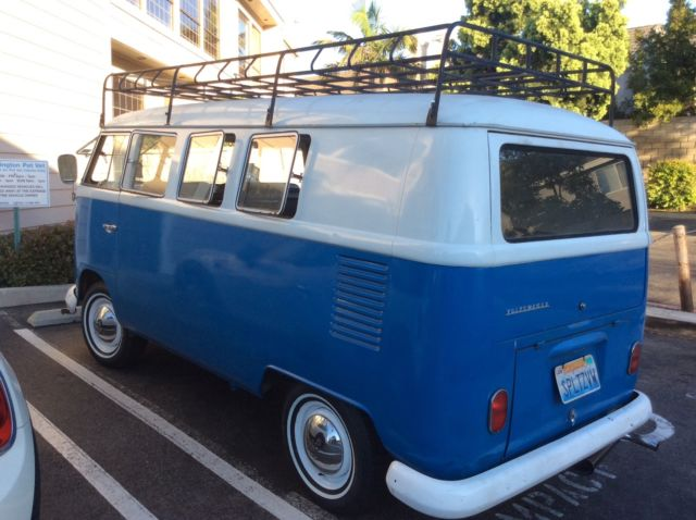 1966 11 window vw micro bus volkswagen no reserve for for 11 window vw bus