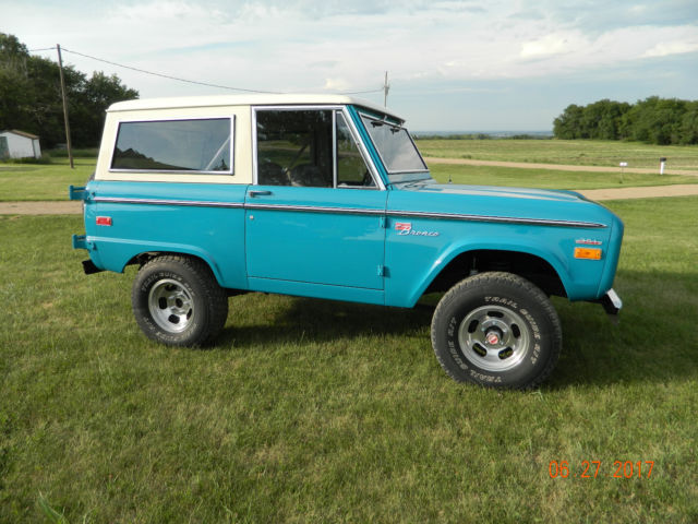1966 1970 ford bronco 4x4 351 cleveland for sale ford bronco 1970 for sale in viborg south. Black Bedroom Furniture Sets. Home Design Ideas