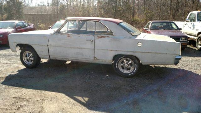 1966 66 Chevy GM Chevy II Nova Project car for sale - Chevrolet Nova