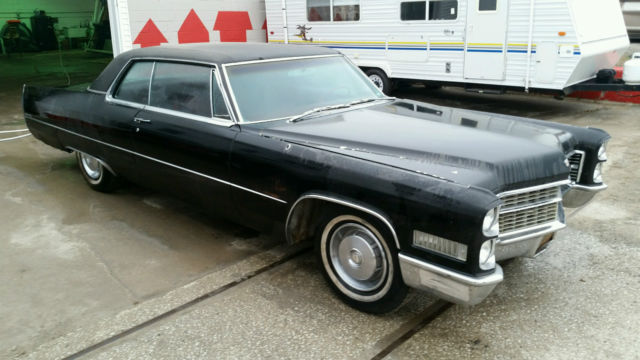 1966 cadillac coupe deville hardtop 2 door 429 rarest for 429 cadillac motor for sale