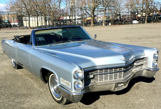 1966 cadillac deville convertible no reserve 429 v8 drop for 429 cadillac motor for sale