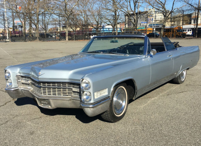 1966 cadillac deville convertible no reserve 429 v8 for 429 cadillac motor for sale