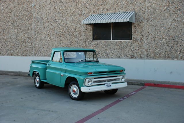 1966 chevy truck c10 stepside