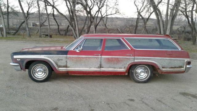 1966 Chevrolet Caprice Estate Wagon For Sale Sacramento ...   1966 Chevrolet Caprice Wagon