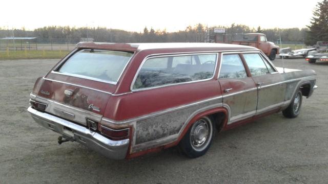 1966 CHEVROLET CAPRICE ESTATE WAGON for sale - Chevrolet ...   1966 Chevrolet Caprice Wagon