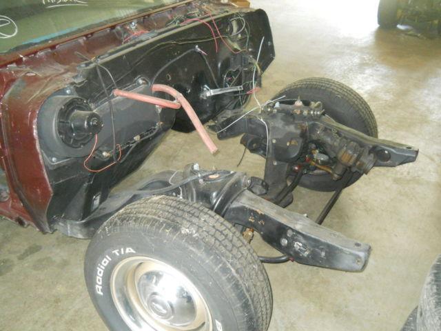 1966 Chevrolet Chevelle 2 Door Hardtop Body Amp Frame Roller