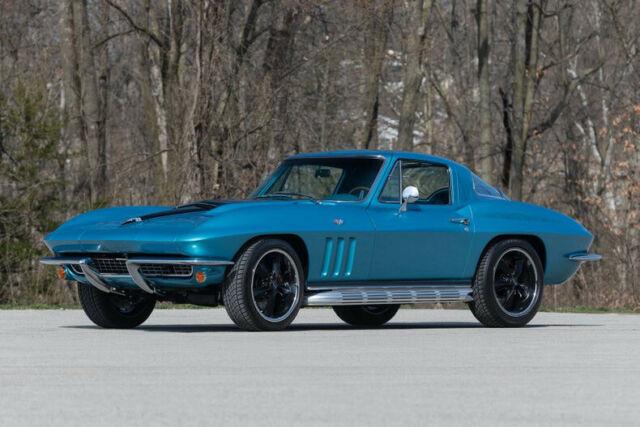 1966 Chevrolet Corvette Resto-Mod LS3 Fuel Injected 5 Speed