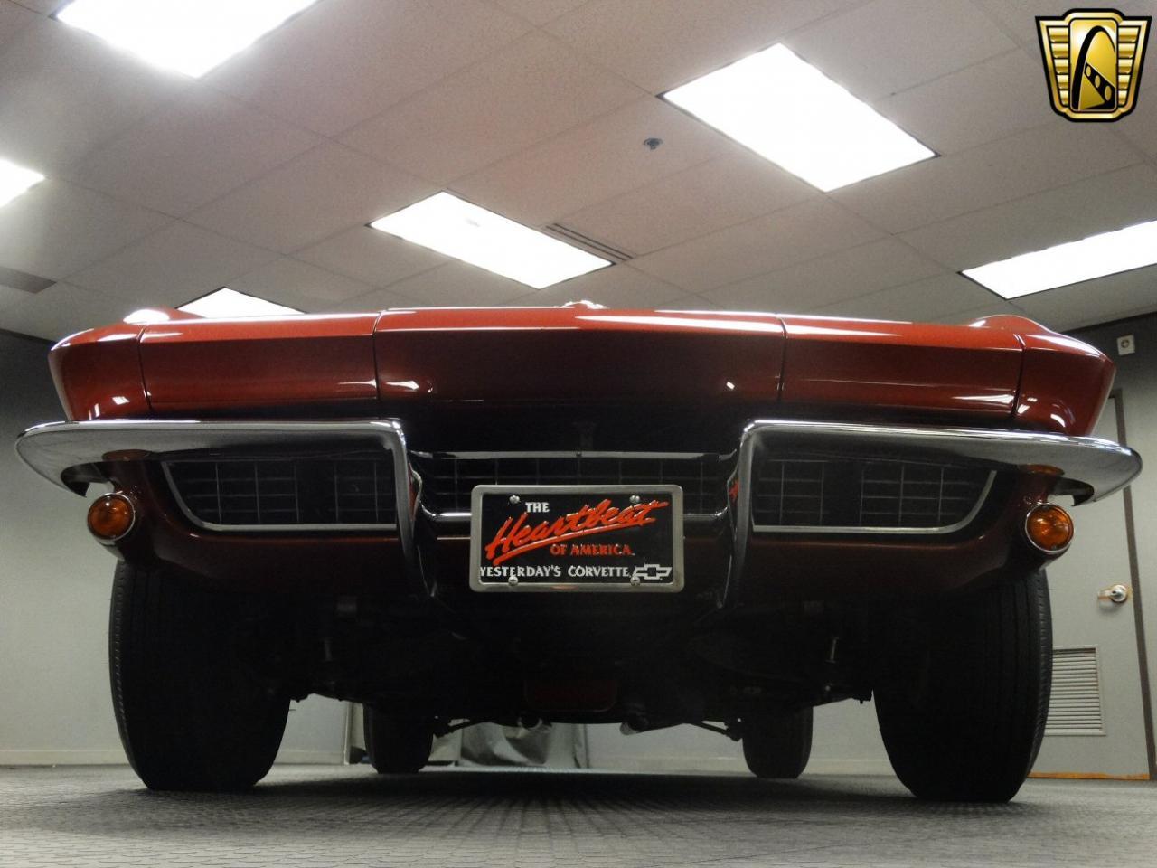 1966 Chevrolet Corvette Stingray 4700 Miles Milano Maroon Chevy Prevnext