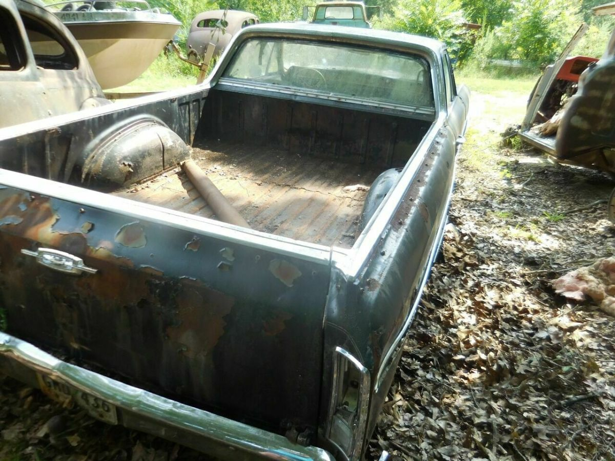 manual el camino for sale