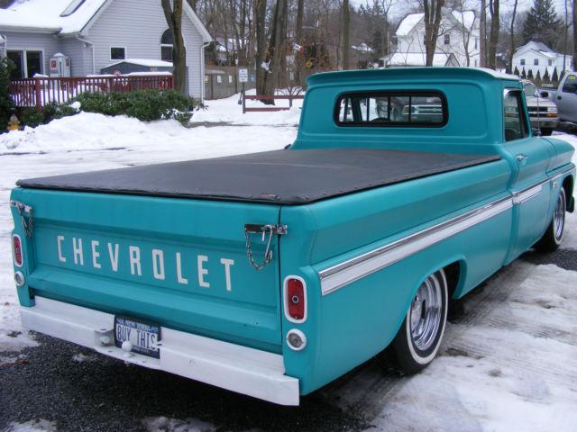 1966 chevy c 10 pickup truck 6 cyl hot rod rat rod custom for sale chevrolet c 10. Black Bedroom Furniture Sets. Home Design Ideas
