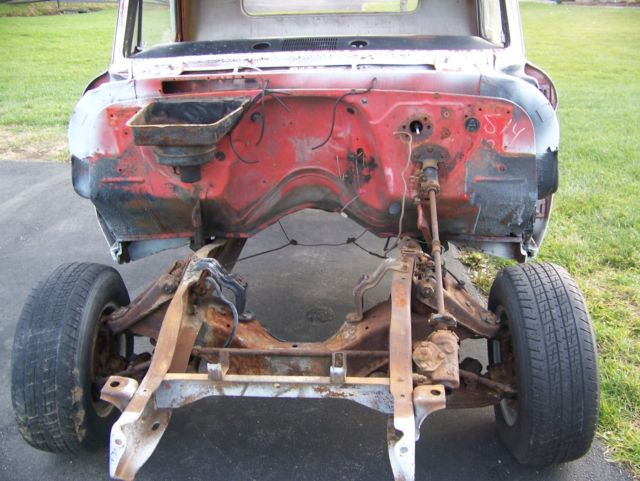 1966 CHEVY TRUCK PARTS for sale - Chevrolet C-10 PICKUP