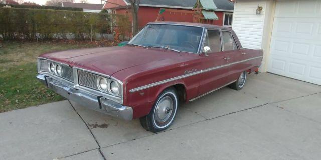 1966 Dodge Coronet 440 4 Door For Sale Dodge Coronet