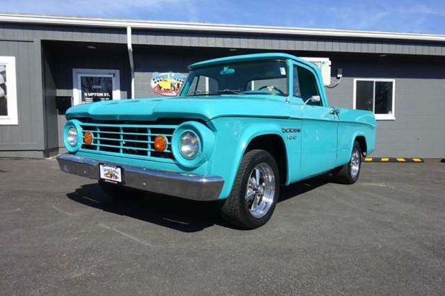 1966 Dodge D100 Pickup Truck Beautiful Condition V8 ...
