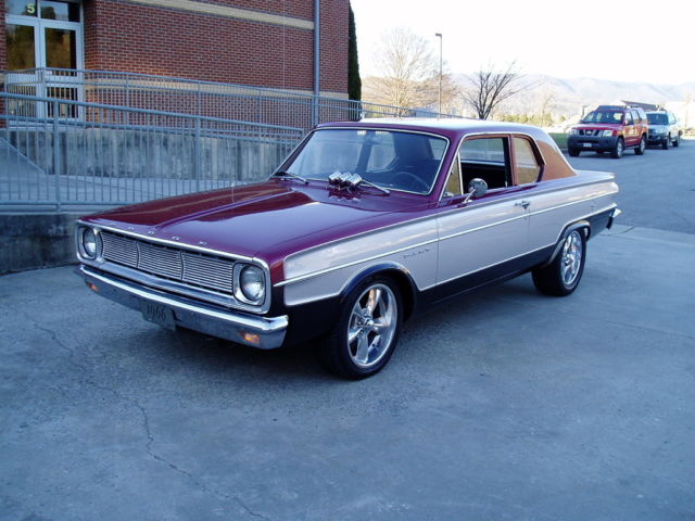 1966 dodge dart custom hot rod street rod muscle car. Black Bedroom Furniture Sets. Home Design Ideas