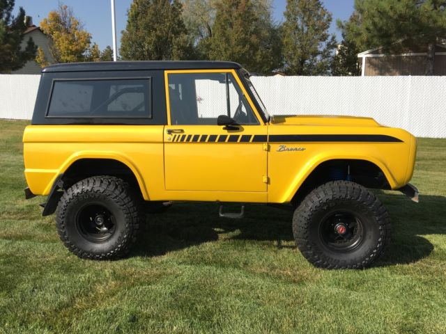 1966 ford bronco no reserve lifted 4x4 hard top for sale ford bronco 1966 for sale in salt. Black Bedroom Furniture Sets. Home Design Ideas