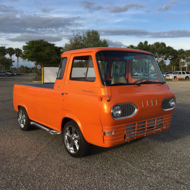 1966 Ford Econoline Pickup Rare For Sale Ford Other