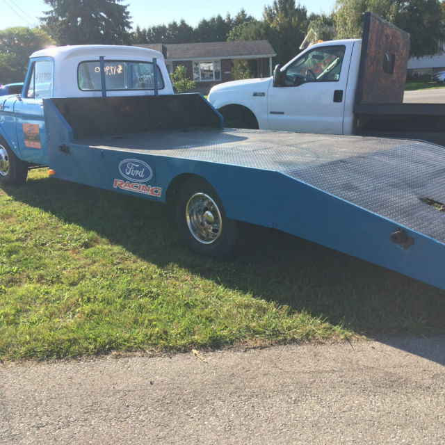1966 Ford F350 Car Hauler For Sale