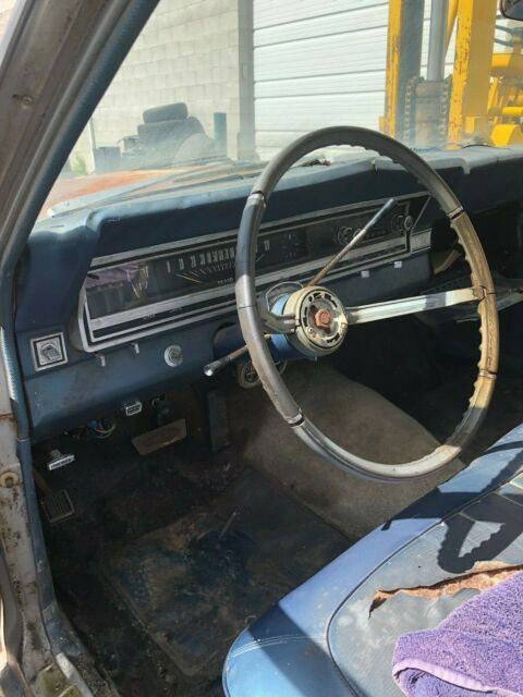 1966 Ford Fairlane Station Wagon for sale - Ford Fairlane 1966 for