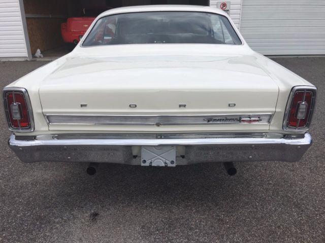 1966 Ford Fairlane XL 500 448 Cubic Inch 428 Stroker Crank Edelbrock