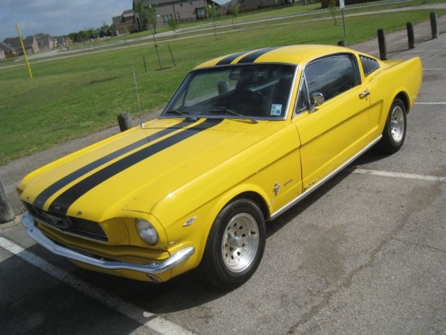 1966 ford fastback gt350 mustang 289 2 2 for sale ford mustang fastback 1966 for sale in. Black Bedroom Furniture Sets. Home Design Ideas