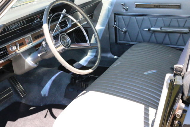 1966 Ford Galaxie 500 Ltd 390 Original Paint 36k Miles