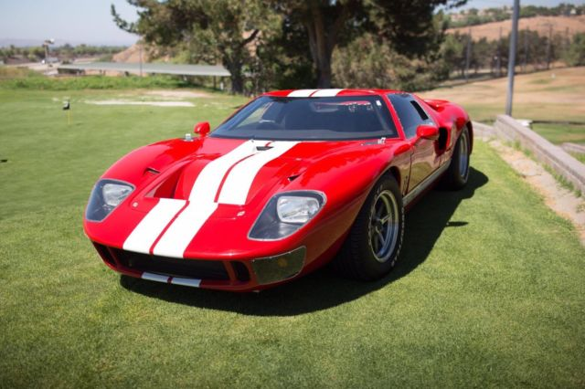 1966 ford gt40 replica for sale ford ford gt 1966 for sale in corona california united states. Black Bedroom Furniture Sets. Home Design Ideas