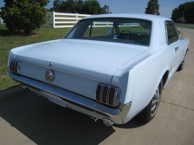 1966 ford mustang 289 auto coupe with pony interior center console for sale ford mustang for 1966 ford mustang pony interior