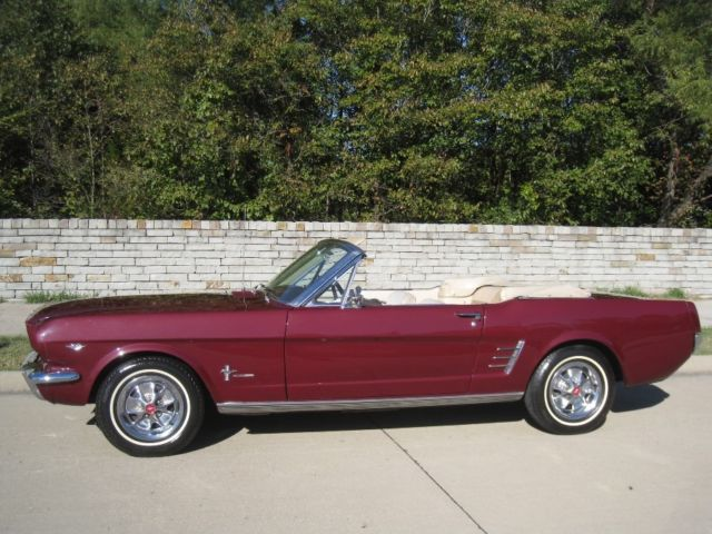 1966 ford mustang convertible 289 v8 auto w pony interior powersteering for sale ford for 1966 ford mustang pony interior