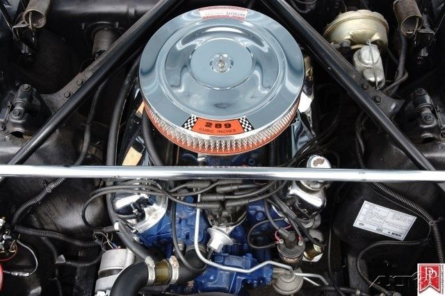 1966 mustang convertible manual transmission