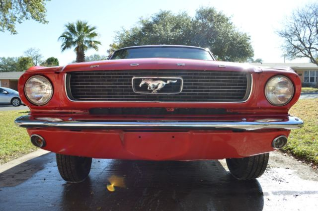 1966 Ford Mustang Coupe Sprint 200 for sale - Ford Mustang