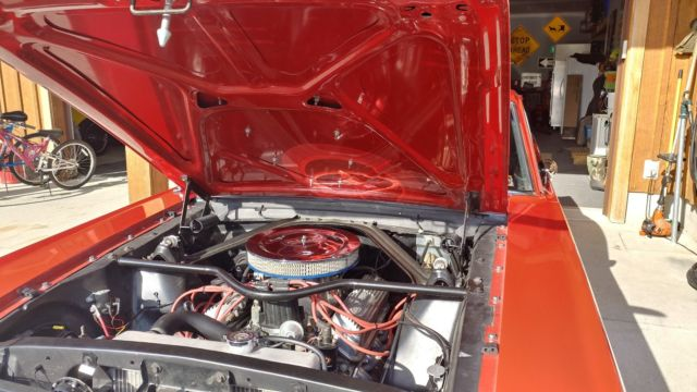 1966 Ford Mustang Fastback 2 2 Gt 350 Hi Performance Motor