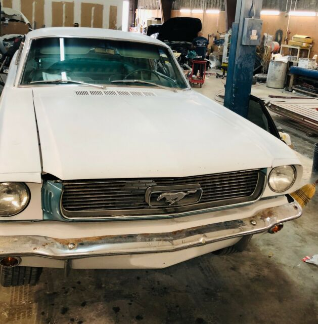 1966 Ford Mustang Fastback 2x2 For Sale