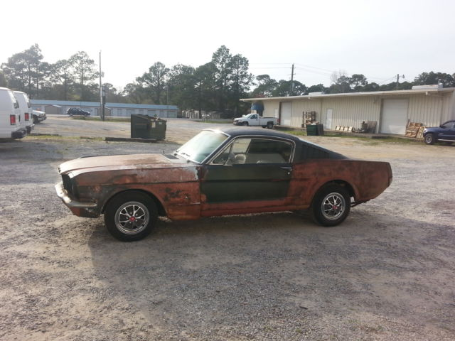 1966 To 1970 Mustang Fastbacks For Sale