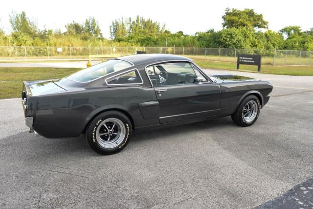 Ford Shelby Gt350r Interior >> 1966 Ford Mustang Fastback Shelby GT350 tribute not gt500 ...