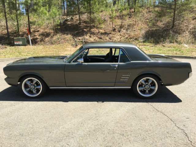 1966 Ford Mustang Restomod for sale - Ford Mustang 1966 ...