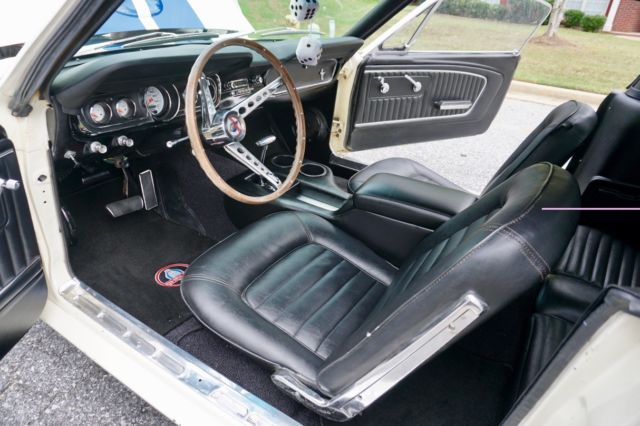 1966 Ford Shelby Mustang GT350 Fastback Tribute - Vintage