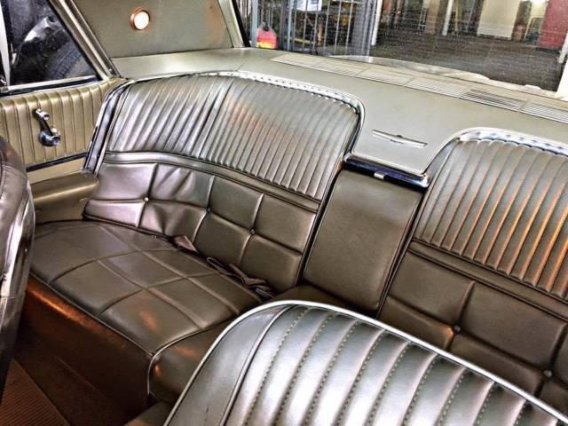 1966 Fors Thunderbird Great For Resell Original Engine And Interior Leather For Sale Ford