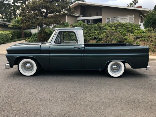 1966 GMC Shortbed Pickup 60's Style Resto-Mod Low-Rider Rat