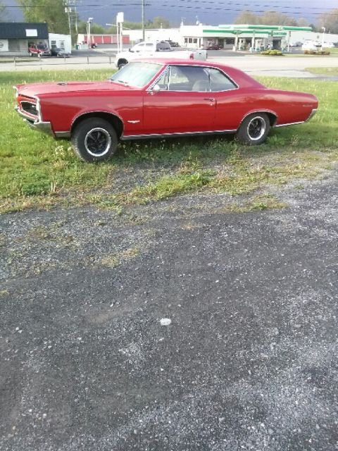 1966 Gto Project Car For Sale Pontiac Gto 1966 For Sale